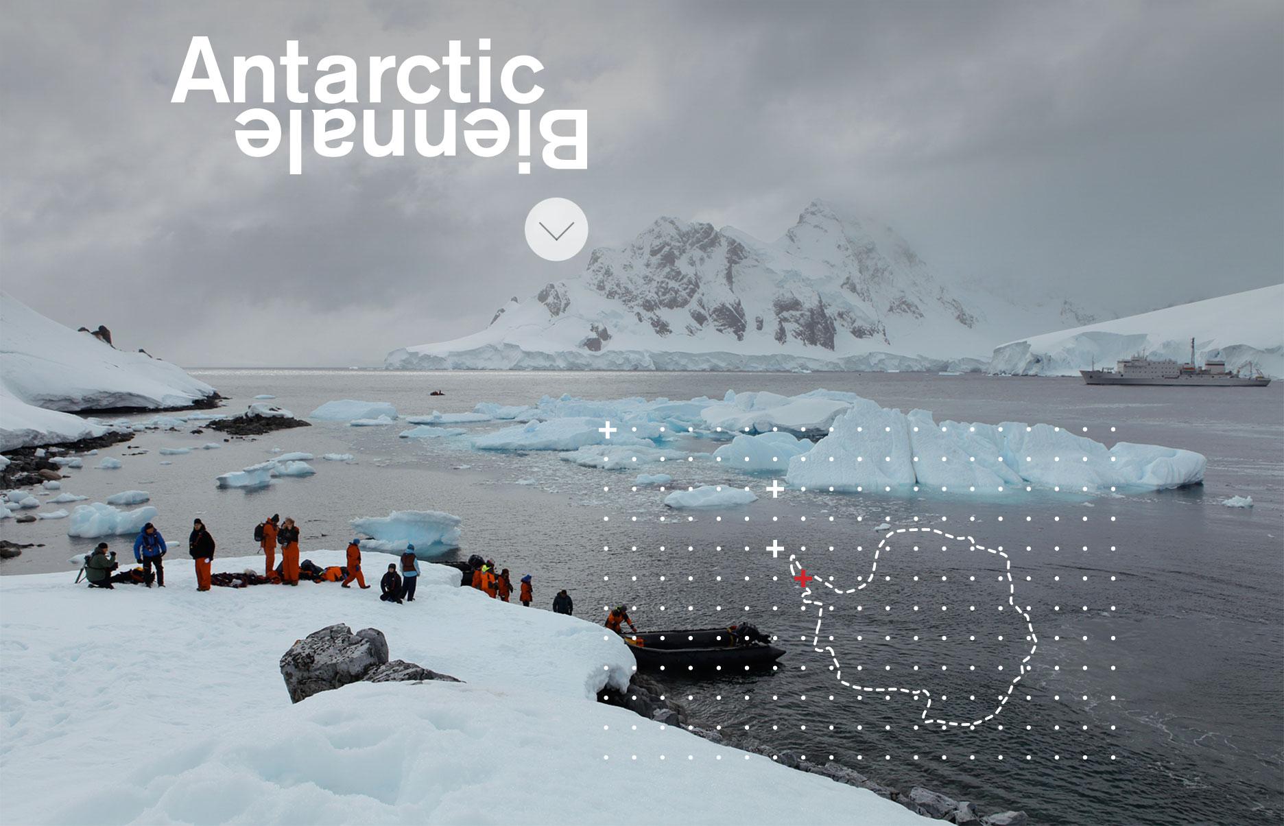Antarctic Biennale обложка
